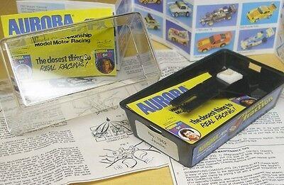 1980 Afx Mt Javelin Amx Ta Clam Shell Slot Car Box 1906