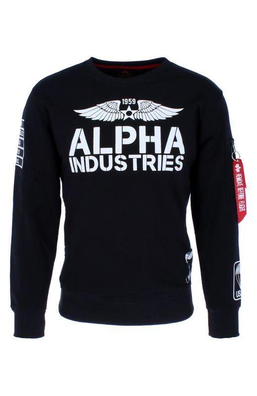 Alpha Industries - Rebel Men's Sweatshirt