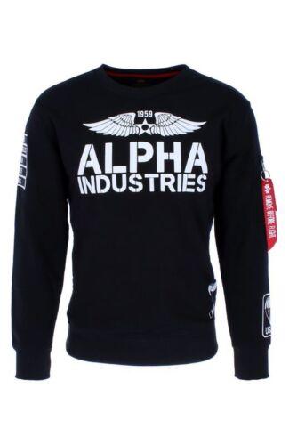 Alpha Uomo Ribelle Felpa Felpa Uomo Industries Ribelle Industries Alpha rwxrZaqn7