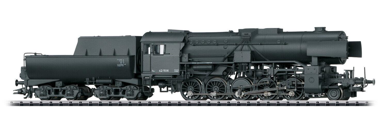 Trix 22225 classee 42 2-10-0 con Tub-Style Tender - Suono e DCC-SX, HO