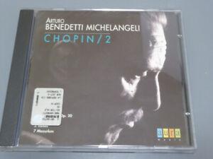 ARTURO BENEDETTI MICHELANGELI <  Chopin / 2  > VG+ (CD)