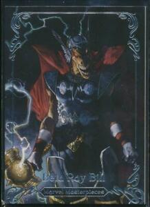 2018-Marvel-Masterpieces-Trading-Card-28-Beta-Ray-Bill-1999