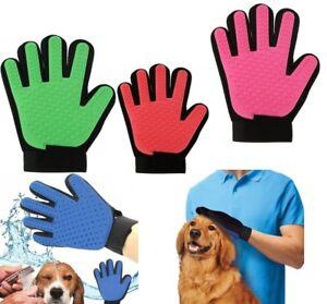 Guante-de-aseo-para-mascotas-perro-gato-pelo-de-suciedad-Piel-Remocion-Remover-Cepillo-Suave