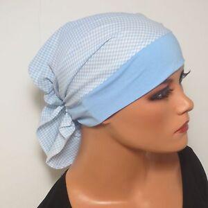 Damen-accessoires Kleidung & Accessoires Frank Damen Kopftuch/mÜtze Turban Vichykaro Bequem ChemomÜtze Alopezie Yoga