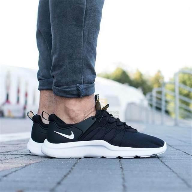 nike mens shoes black