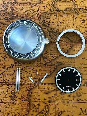 Taucher 300M Automatik 2824-2 Swiss Made Uhrengehäuse Sapphirglas ALL S STEEL
