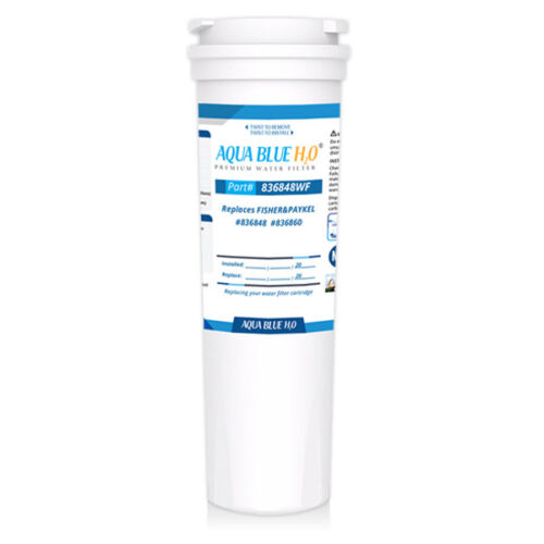5x Aqua Blue Replacement Fridge Water Filter Part fits  Fisher Paykel 836848