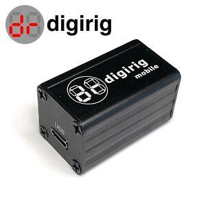 Digirig 1.5 - integrated digital modes interface for amateur radio