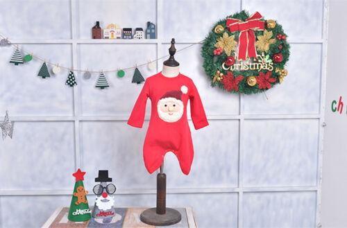 Christmas Reindeer Long Sleeve Winter Family Matching Kids Children Sweater
