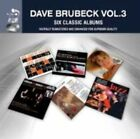 6 Classic Albums, Vol. 3 by Dave Brubeck (CD, Jul-2013, Real Gone Jazz)