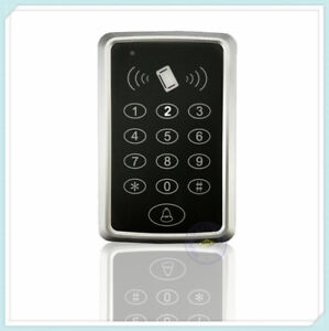 Keypad-1K-user-13-56MHz-IC-card-reader-Extendable-Standalone-Access-Controller