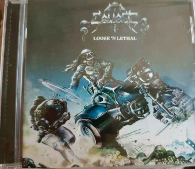 Savage : Loose 'N Lethal CD (2016) ***NEW*** Incredible Value and Free Shipping!
