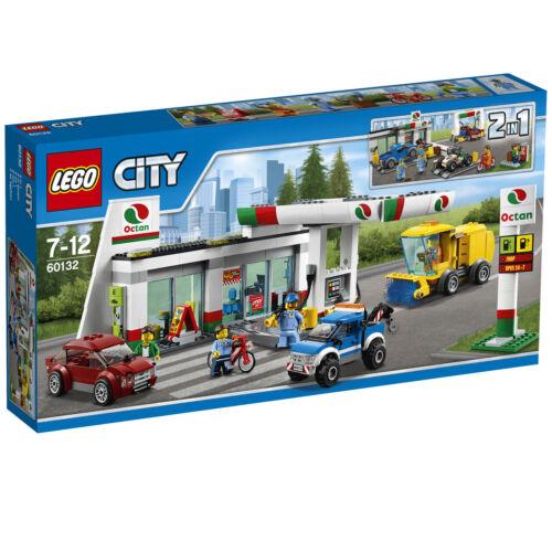 LEGO® City 60132 Tankstelle NEU OVP/_ Service Station NEW MISB NRFB