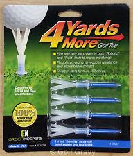 Greenkeepers Blue Yards Golf Tees 3 1/4-Inch