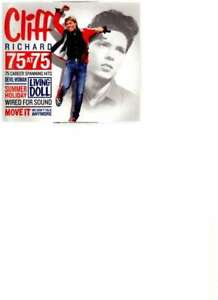 Cliff-Richard-75-At-75-Nuevo-CD-Album-0825646048892