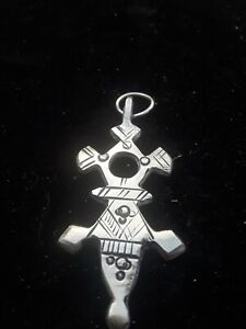 Tribal Tuareg necklace African crosses necklace