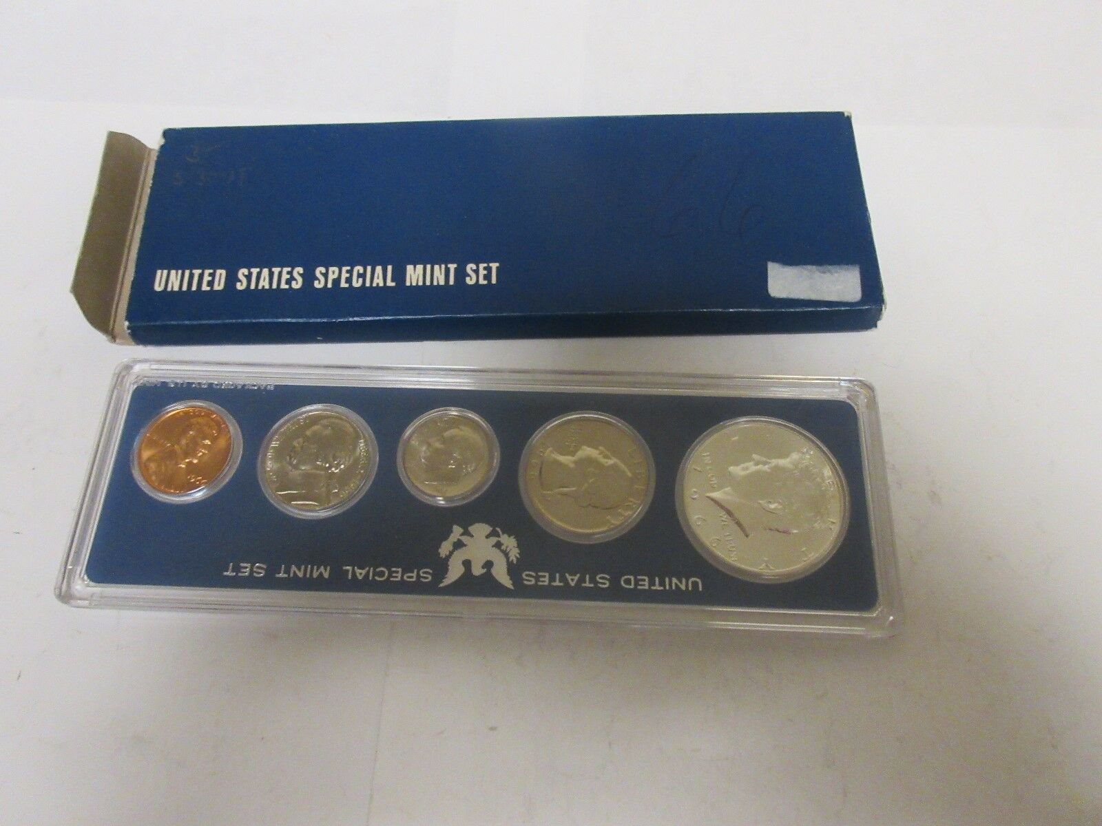 1966 , United States Special Mint Set