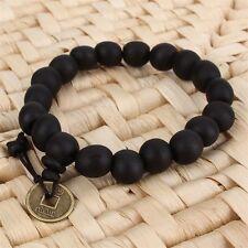 2016 Fashion Charm Hot Wood Buddha Buddhist Prayer Beads Tibet Bracelet