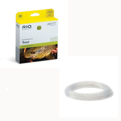 Rio Mainstream Intermediate Fly Line, New - with Free Shipping