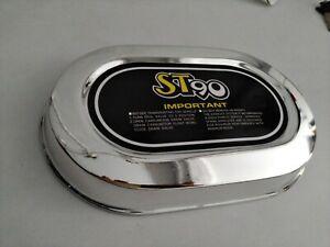 Honda ST90  ST50  Air Filter Side Cover  Chrome