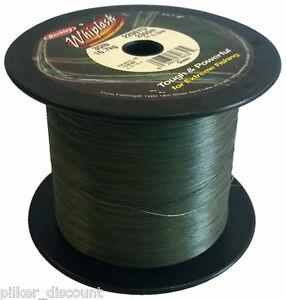 0-096-m-BERKLEY-WHIPLASH-Verde-cada-25m-0-06mm-10-6kg-sedal-trenzado