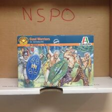 ITALERI Gaul Warriors 1st-2nd Century B.C.  6022 1/72 Scale