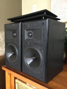 SpeakerCraft-Monitor-One-6-1-2-034-2-Way-Bookshelf-Audiophile-Speakers
