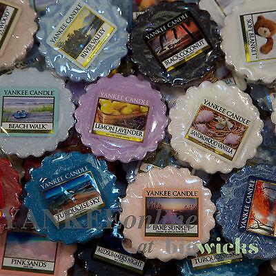 Yankee Candle FRESH Fragrance Tarts / Melts