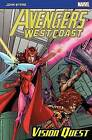 Avengers West Coast: Vision Quest by Byrne John (Paperback, 2015)