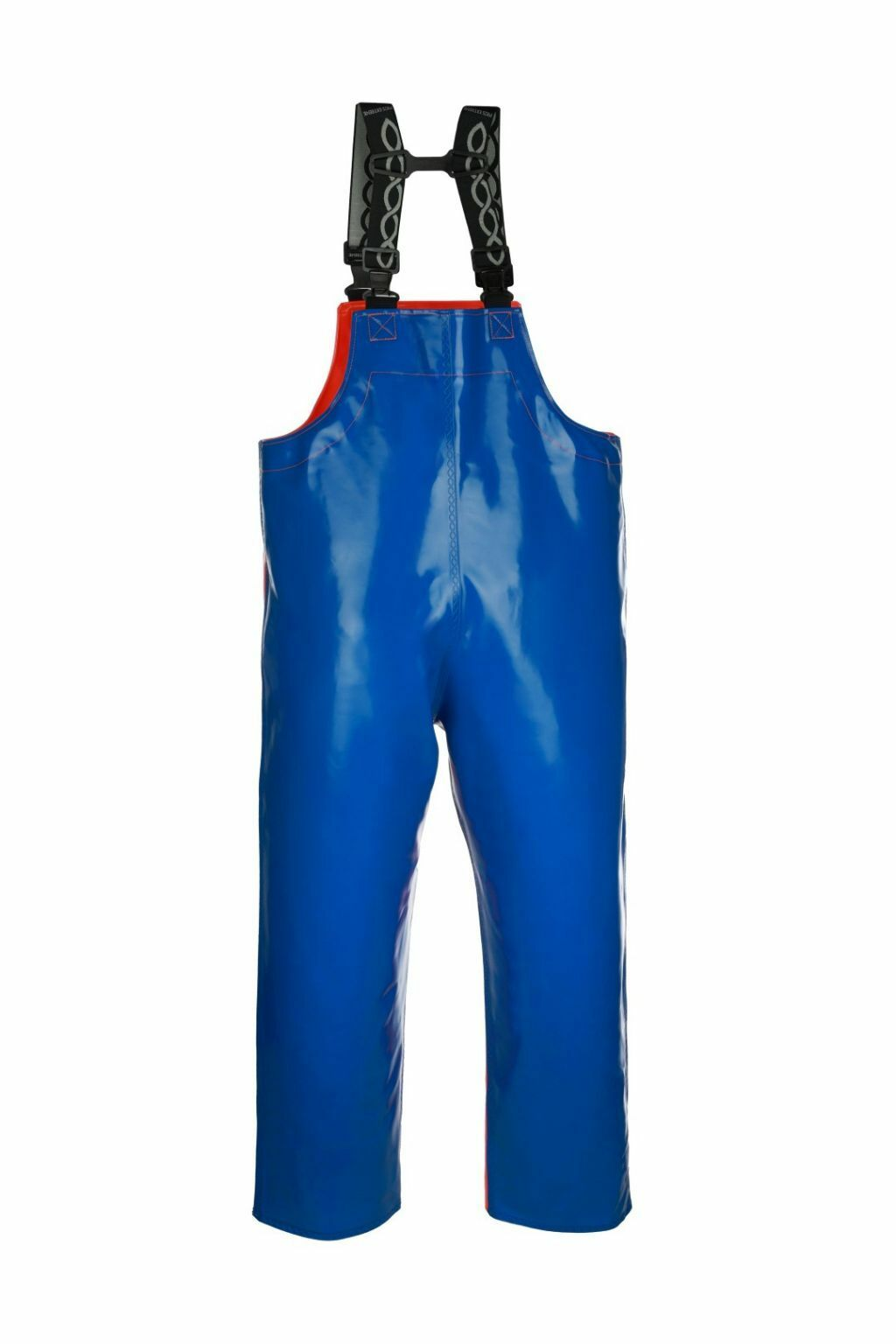 PROS PROS PROS EXTREME BIB and BRACE WATERPROOF STORM TROUSERS with Reinforcement STRONG bec8fa