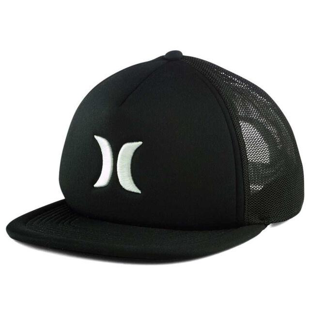 ee12634a9 buy hurley black trucker hat 33479 29871