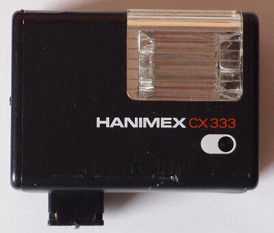 Blitzgerät Hanimex Cx333 Den Speichel Auffrischen Und Bereichern