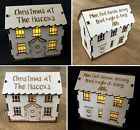 Personalised New Home Light Up House Xmas Christmas Decoration Gift Present