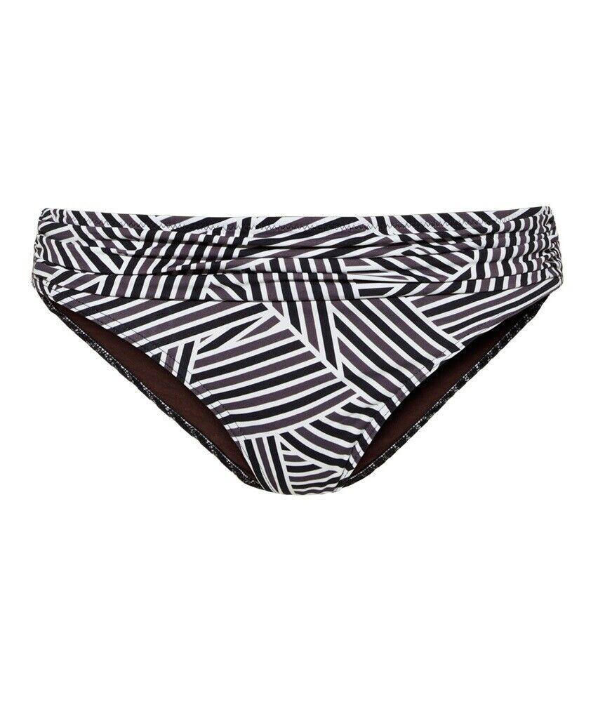 Cyell Bikinihose - Pant Regular Art Deko Topaktuelle Bademode 2019