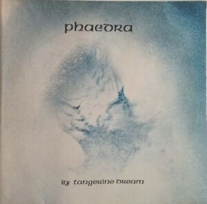 TANGERINE-DREAM-1974-Mint-12-034-LP-Phaedra-034-Germ-white-Label-Virgin-87761-IT