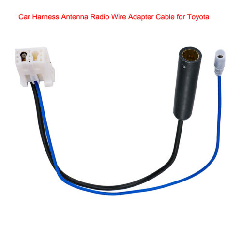 Car Harness Antenna Radio Wire Adapter Cable for Toyota Corolla Camry Lexus