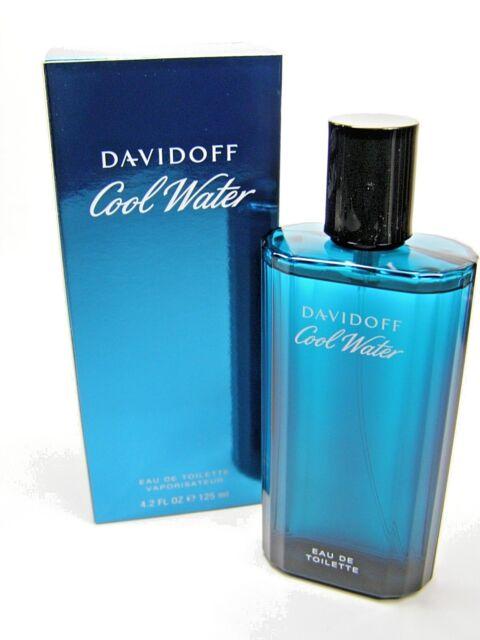 Davidoff Cool Water Homme / Man Eau de Toilette Spray for Men 125 ml