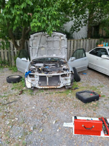 2000 Integra Part Out