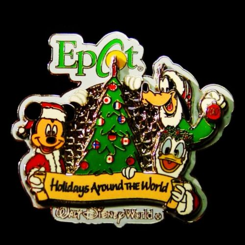 2003 EPCOT Holidays Around The World Disney Pin LE 5000