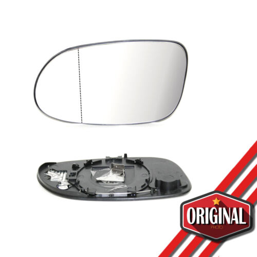 Left Side Wing Mirror Glass Heated Wide Angle For Mercedes Benz CLK W209 C209