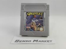 GAUNTLET II 2 NINTENDO GAME BOY GB COLOR GBC ADVANCE GBA CARTUCCIA PAL ITALIANO