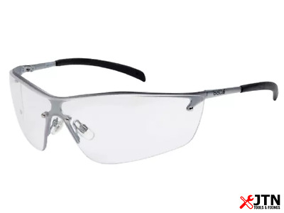 Bolle de SILPSI Silium Safety Glasses-Clear