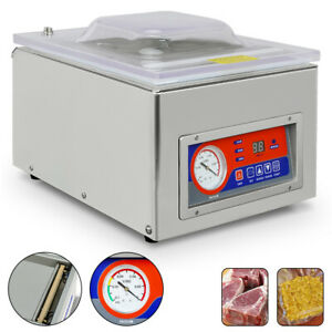 Commercial-Vacuum-Packing-Sealing-Machine-Vac-Packer-Food-Sealer-DZ-260C-120W