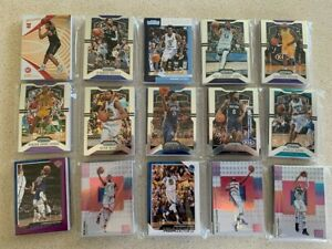 20-cards-In-a-pack-of-mixed-NBA-cards-Includes-Prizm-Donruss-Optic-and-More