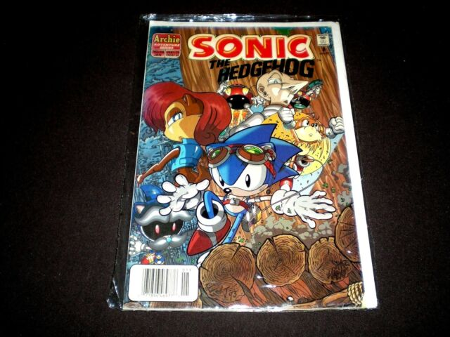 Sonic the Hedgehog 54, (1998), Newsstand, Archie Publications  C06