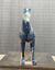 20-8cm-Chinese-Ceramics-Tri-Color-Glazed-Pottery-Tang-Dynasty-War-horse-Statue thumbnail 5