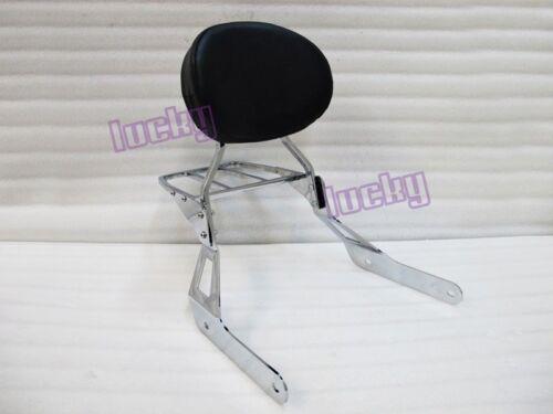 Backrest Sissy Bar for Kawasaki Eliminator VN250 02-07 03 04 lu#Cr