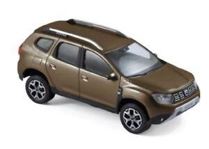 Norev 509001, Plumeau Dacia 2018, Vision Brown, Échelle 1/43 3551095090010