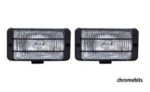 Front-Fog-Lights-Universal-Pair-2x-12V-Halogen-Lamps-Car-Van-4x4-5-83-034-x2-95-034
