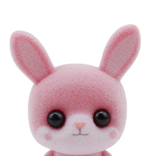 Cute Animals Figure Cartoon Two-tone Plush Toy Doll Kids Gift Decor 8C